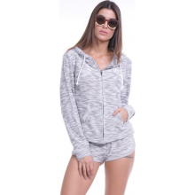 Body Action WOMEN FULL-ZIP SWEATSHIRT