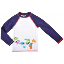 arena AWT KIDS BOY UV L/S TEE SUN PROTECTION
